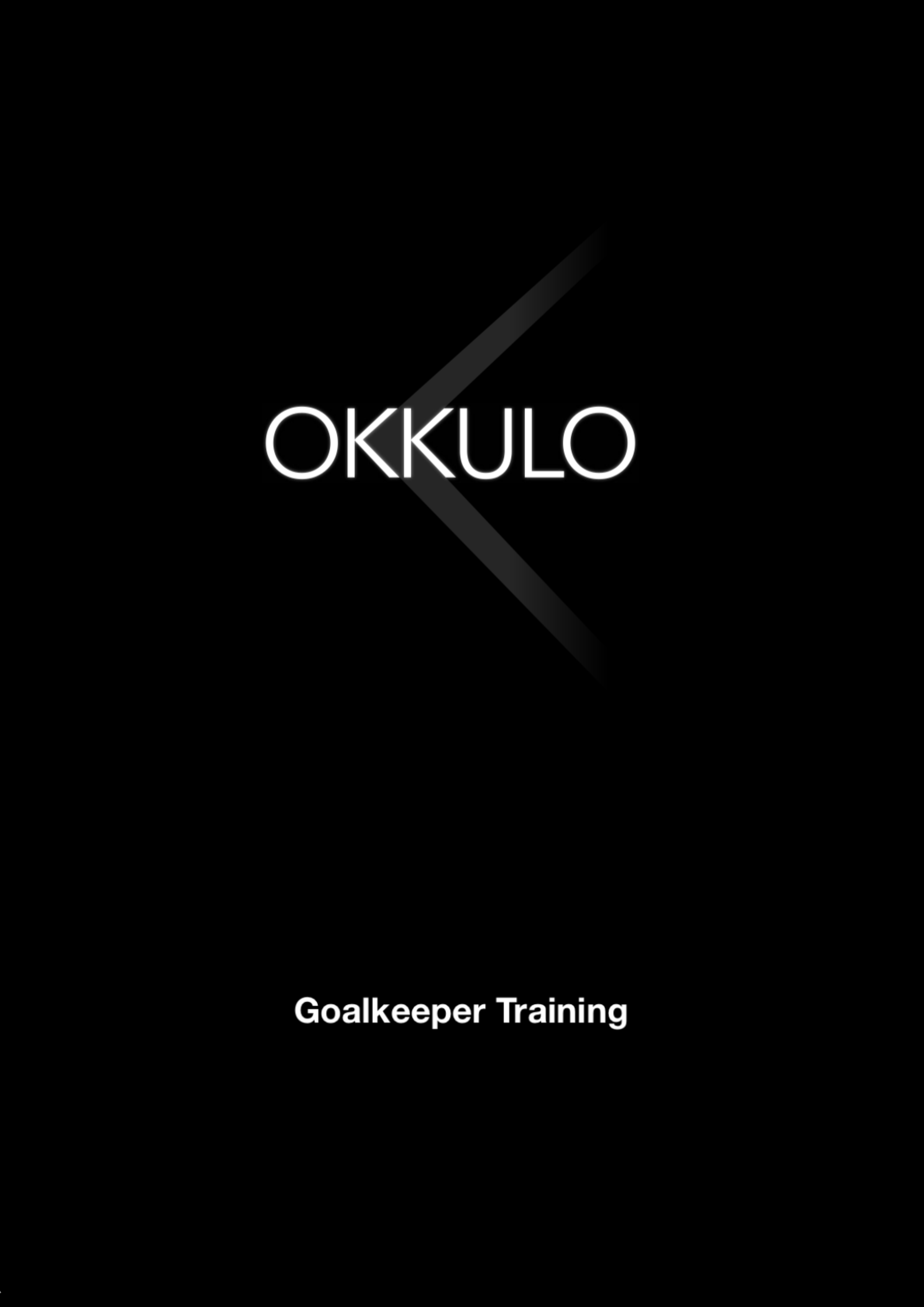 Goalkeeper Training 2020